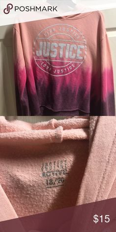 Girls justice hoodie smoke free home Justice Shirts & Tops Sweatshirts & Hoodies Justice Shirts, Girl Smoking, Hoodies, Sweatshirts, Kids Shop, Smoke Free, Best Deals, Girls, Sweaters