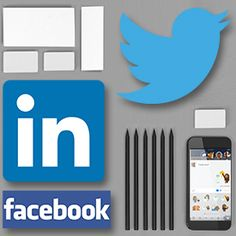 Get a Grip on Your Facebook, Twitter, and LinkedIn Accounts
