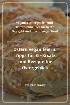 Wie man beim Backen Ei ersetzt, was ins vegane Osternest passt und viele Rezepte für ein tierfreundliches Osterfest stellt dieser Beitrag vor.
