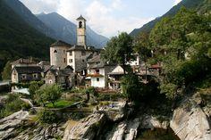 Ticino, Switzerland