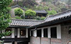 Nhà cỗ Namsan Hàn Quốc