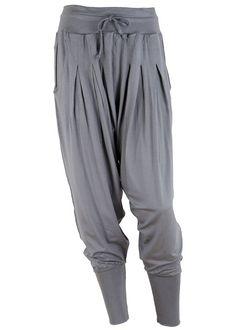 Bamboo Harem Pant Bamboo Clothing | Yoga Clothing | Fitness Clothing