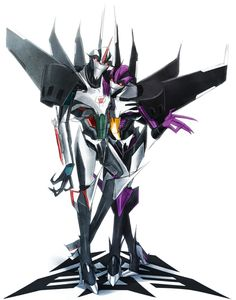 TFP:Skywarp by norunn8931<<<I'm actually starting to think it would be cool if these guys (screamers clones) were in tfp