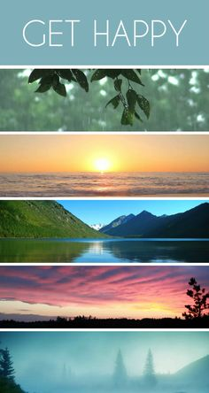 GetHappy-GuidedMeditations this is so awesome, you can download an app for relaxing sounds of nature!