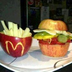 ▫◈▣◐◑‡➹ Real Fast Food