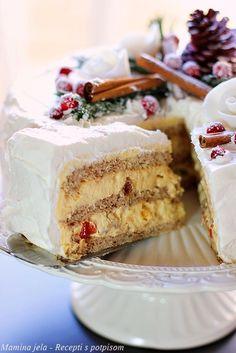 Mamina jela: Ruska torta