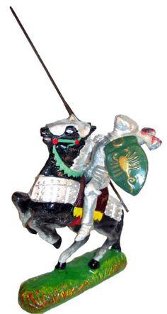 Die Ritterserie von Durso  Von 1934-1988 wurden Masse Figuren von der belgischen Firma Durso hergestellt. Sie finden hier Abbildungen der Barbaren-, Normannen- und der Ritterserie. Die Figuren sind ca. 8 cm groß und besonders in Belgien und Frankreich sehr beliebt.  http://figurenmuseum.de/s/cc_images/cache_2445431472.jpg?t=1390995632