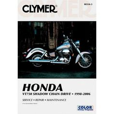 42 best motorcycle repair manuals images on pinterest repair clymer honda shadow chain drive boat parts for less fandeluxe Image collections