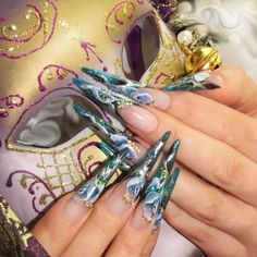Nail art by Magnetic Bulgaria