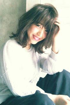 小泉里子風 大人女子のこなれボブ | 銀座の美容室 MINX 銀座店のヘアスタイル | Rasysa(らしさ)
