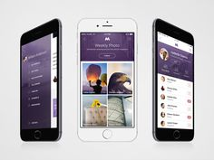 Megap iOS 9 #Template #PSD #download #freebie