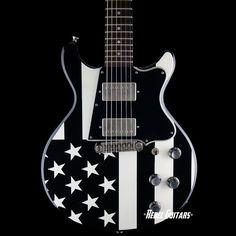 """Rock N' Roll Relics Thunder """"Black Flag"""""""