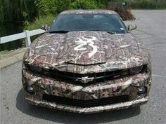 A browning camo car? My Dream Car, Dream Cars, Dream Big, Camo Truck Accessories, Chevy Girl, Pink Camo, Chevy Camaro, Fast Cars, Camouflage