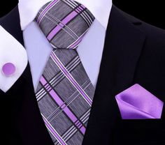 Mamba Tie Set XL TwentyDollarTie - High Quality Silk Ties and Bow Ties