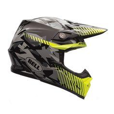 #Bell #Moto-9 #Yellow #Camo #Motocross-Helm Kaufe deinen eigenen auf www.helmade.com