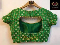 20 New Blouse Designs Patterns 2018 ArtsyCraftsyDad Trendy blouse designs Pattu Saree Blouse Designs, Blouse Designs Silk, Designer Blouse Patterns, Sari Blouse, Latest Blouse Designs, Golden Blouse Designs, Patch Work Blouse Designs, Saree Blouse Patterns, Saree Dress