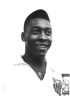Pele - The greatest soccer player ever!