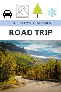 Add the Seward Highway to your Alaska Highway road trip for a scenic diversion that you'll love!