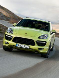 Porsche Cayenne GTS http://www.autorevue.at/aktuell/porsche-cayenne-gts-news.html