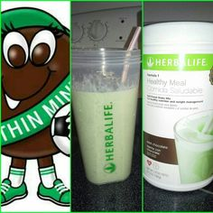 Thin mints wont make you thin. But Herbalife healthy meal, mint chocolate WILL!  Contact me now for a limited time deal.... Blanca@ 520-560-7914 or checkout my site at www.goherbalife.com/blancah