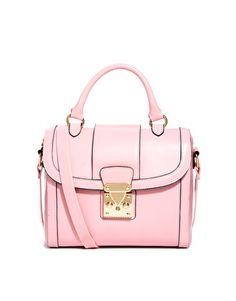 cute tophandle bag $50