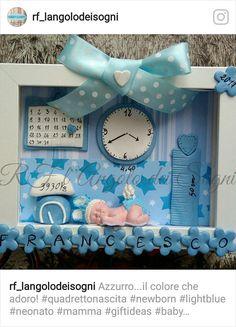 Picture newborn   quadretto nascita   benvenuto piccolino   fiocco nascita    pink baby   light blue baby twins c598f3012dc7