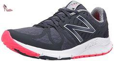 New Balance Women's Vazee Rush Running Shoe, Black/Pink, 35 C/D EU - Chaussures new balance (*Partner-Link)