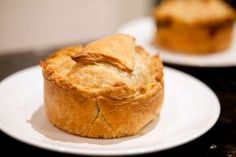 spork me — Tasmanian Curried Scallop Pie This should be a...