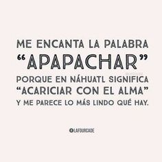 náhuatl México 🌤 shared by Aby correo on We Heart It Words Quotes, Me Quotes, Motivational Quotes, Inspirational Quotes, Sayings, Weird Words, Cool Words, Quotes En Espanol, Love Phrases