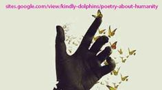Kindly dolphins - Poetry about humanity