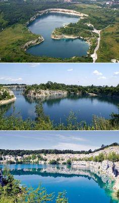 Zakrzowek Lake, Poland
