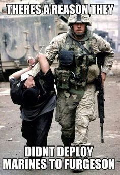 % good reason why USMC