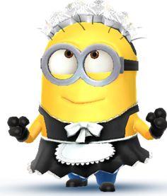 Minion happy