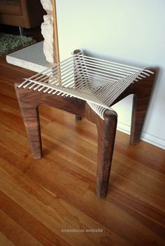 Wonderful DIY-able? Mid Century Modern Furniture Chair Stool Unique Accent Furniture on Etsy, $375.00  The post  DIY-able? Mid Century Modern Furniture Chair Stool Unique Accent Furniture on Et…  ..