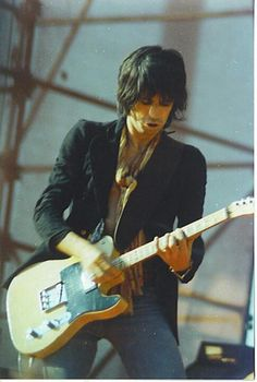 Keith Richards first poster on MY bedroom wall….