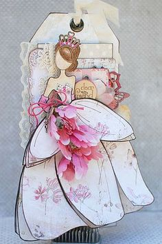 More to Reveal from Flying Unicorn...and it's Julie Nutting!... | Embellished Memories | Bloglovin