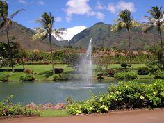 Botanical Gardens, Maui
