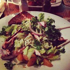 Photo by lynn_hd - Thai salad ... Soo good #ojsmenu