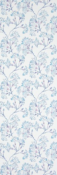 Designers Guild - Magnolia Tree - Turquoise - Wallpaper