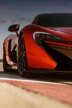 [McLaren P1]  ... Always socially acceptable (... cough, cough...)