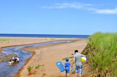 our favorite (especially for smaller children)! Beautiful Scenery, Beautiful Places, Prince Edward Island, Photo Contest, Beaches, Beach Mat, Corner, Vacation, Park