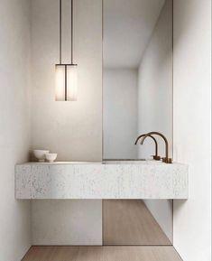 Bathroom Inspo, Bathroom Inspiration, Interior Inspiration, Modern Bathroom Design, Bathroom Interior Design, Bathroom Designs, Interior Livingroom, Bathroom Renos, Small Bathroom