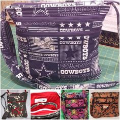 1st pattern: Triple Zip Crossbody Downloadable PDF pattern  COMPLETELY UPDATED!  EASY TO READ & UNDERSTAND and if you ever have any questions all you have to do is send me ... #budgetwallet #sewing #etsy #handbags #smallbusiness #childbags #pdfpattern #womenswallet #totebags ➡️ http://jto.li/FBxpq
