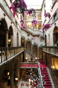 Hotel Danieli - Venice....stayed there in the 80s for 2 weeks.