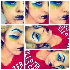 LaDisko makeup by _jessydollly