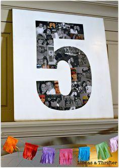 Photo Numbers