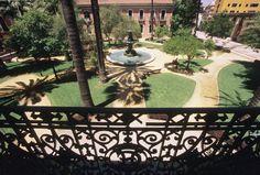 Casa de Colón. / Imagen cedida por: Oficina de Turismo de Huelva