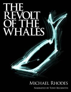 Interactive Book Cover Design. More here http://ginoverna.wordpress.com/2012/08/16/the-revolt-of-the-whales-book-cover-design/#