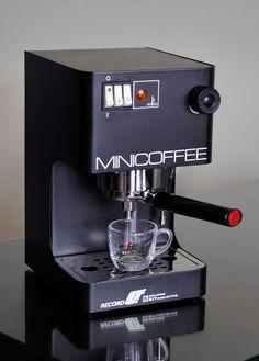The MiniCoffee machine