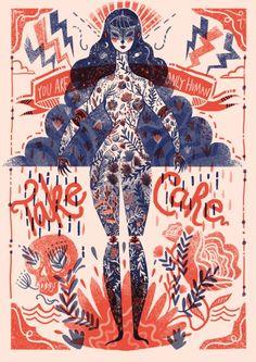 Miss Universe Art Print by Karl James Mountford